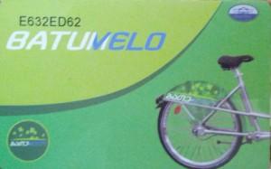 So sieht die Fahrrad-Karte aus