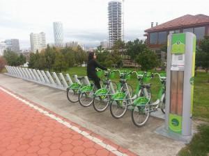 So sehen die Fahrradstationen aus