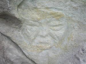 Mongolisches Relief / Uplisziche?