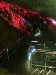Sataplia Georgien Höhle