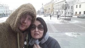 Vilnius: erste Eindrücke