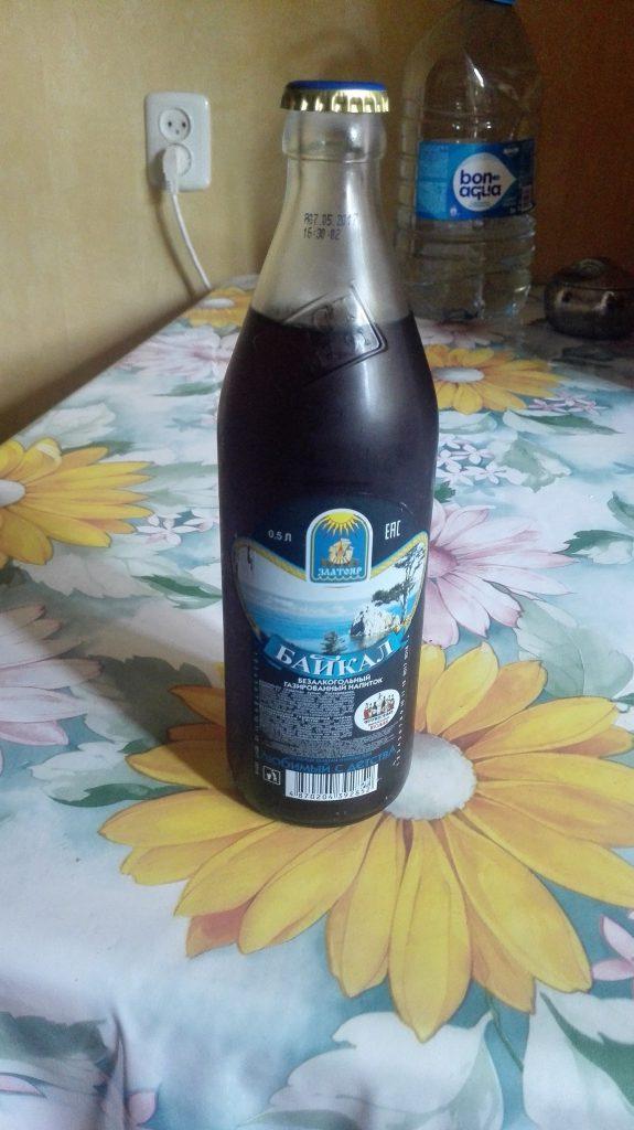 Baikal- russische Limonade