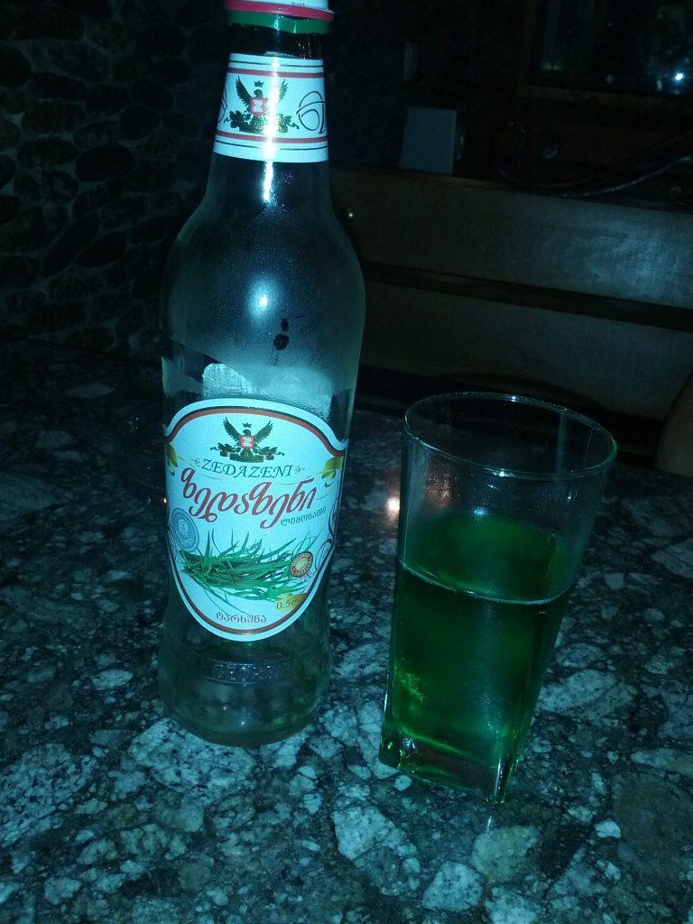 Tarchun - Limonade mit Estragon