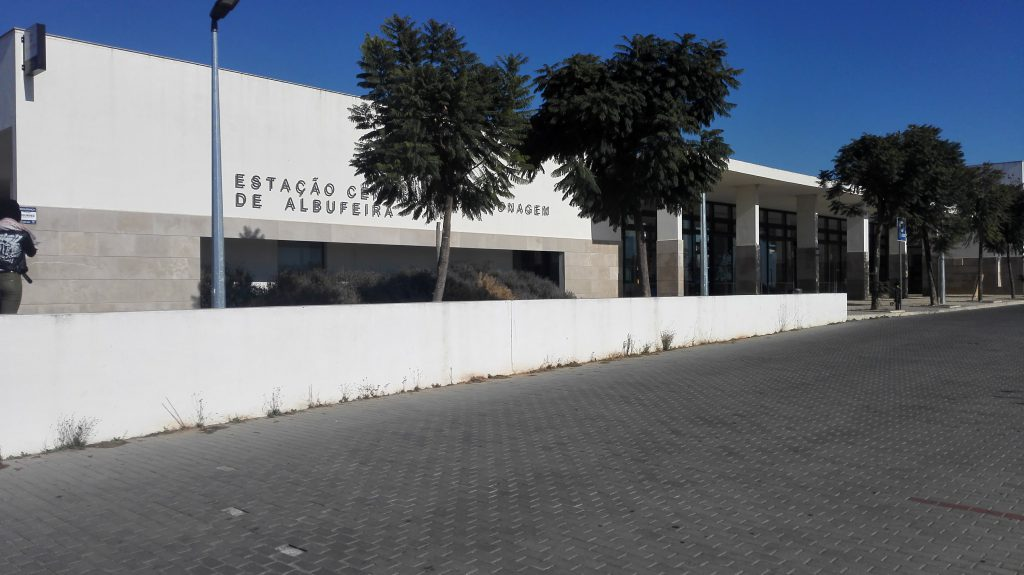 Busbahnhof Albufeira