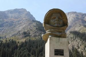 Juri Gagarin hat sich hier erholt