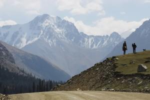 Kirgistan Gebirge