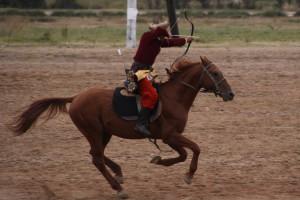 Nomadenspiele Kirgistan