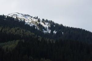 Schnee im September